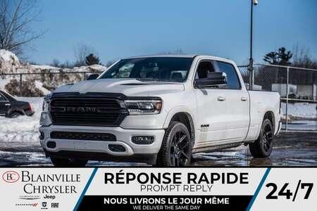 2020 Ram 1500 Laramie for Sale  - BCDL-20045  - Blainville Chrysler