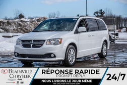 2019 Dodge Grand Caravan SXT Premium Plus  - 90376  - Desmeules Chrysler
