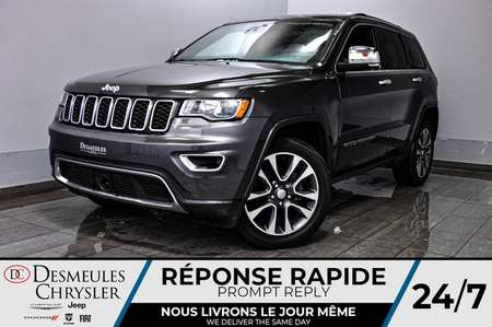 2018 Jeep Grand Cherokee A/C MULTI + BLUETOOTH for Sale  - DC-81183  - Blainville Chrysler