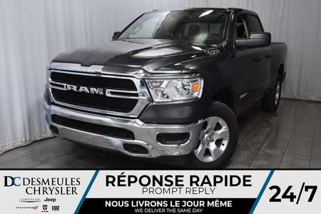 2019 Ram 1500 SXT Quad Cab for Sale  - DC-90233  - Desmeules Chrysler