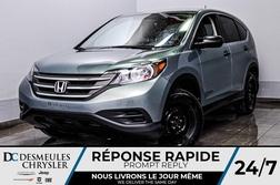 2013 Honda CR-V LX + bancs chauff + a/c + bluetooth  - DC-D1760  - Desmeules Chrysler
