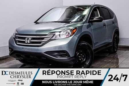2013 Honda CR-V LX + bancs chauff + a/c + bluetooth for Sale  - DC-D1760  - Blainville Chrysler