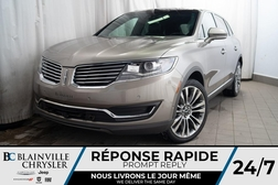2016 Lincoln MKX EDITION RESERVE * AWD * BLUETOOTH * TOIT PANO  - BC-P1442  - Desmeules Chrysler