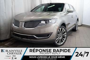 2016 Lincoln MKX EDIT