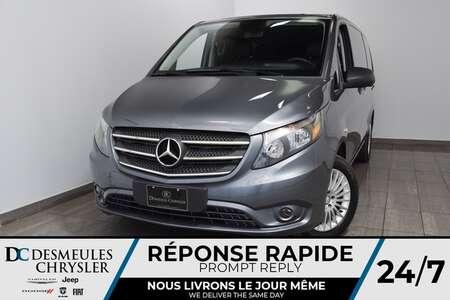 2018 Mercedes-Benz Metris Passenger Van *GSP *Sièges chauff *Cam de recul *147$/semaine for Sale  - DC-M1346  - Blainville Chrysler