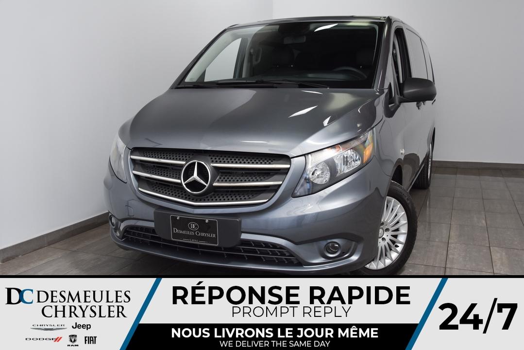 2018 Mercedes-Benz Metris Passenger Van  - Blainville Chrysler