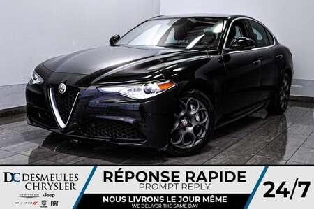 2017 Alfa Romeo Giulia bancs chauff + navig + cam recul + bluetooth for Sale  - DC-D1761  - Desmeules Chrysler