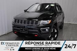 2017 Jeep Compass Trailhawk * Toit Ouvr Pano * Cam Rec * NAV *  - DC-M1263  - Desmeules Chrysler
