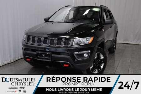 2017 Jeep Compass Trailhawk * Toit Ouvr Pano * Cam Rec * NAV * for Sale  - DC-M1263  - Blainville Chrysler
