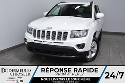 2017 Jeep Compass High Altitude Edition * Sièges Chauff * 78$/Sem  - DC-M1390  - Desmeules Chrysler