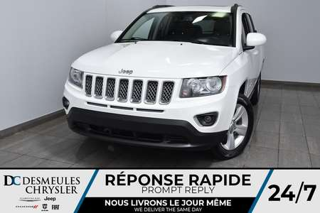 2017 Jeep Compass High Altitude Edition * Sièges Chauff * 78$/Sem for Sale  - DC-M1390  - Desmeules Chrysler