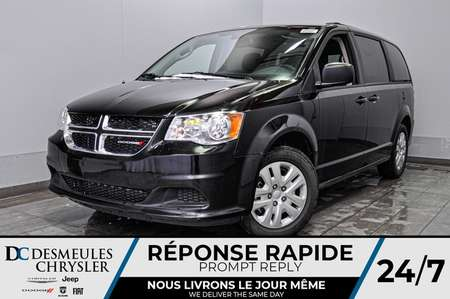 2019 Dodge Grand Caravan STOWNGO + BLUETOOTH *88$/SEM for Sale  - DC-91130  - Blainville Chrysler