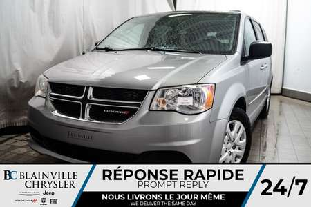 2016 Dodge Grand Caravan SXT * STOW'N'GO * * COMME NEUVE * for Sale  - BC-70475A  - Blainville Chrysler