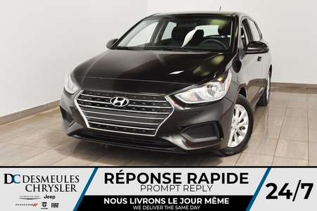 2018 Hyundai Accent SE * Cam Rec * Sièges Chauff * Mode Sport for Sale  - DC-M1372  - Desmeules Chrysler
