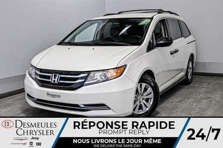 2016 Honda Odyssey SE + a/c multi + bluetooth + cam recul for Sale  - DC-D1767  - Blainville Chrysler