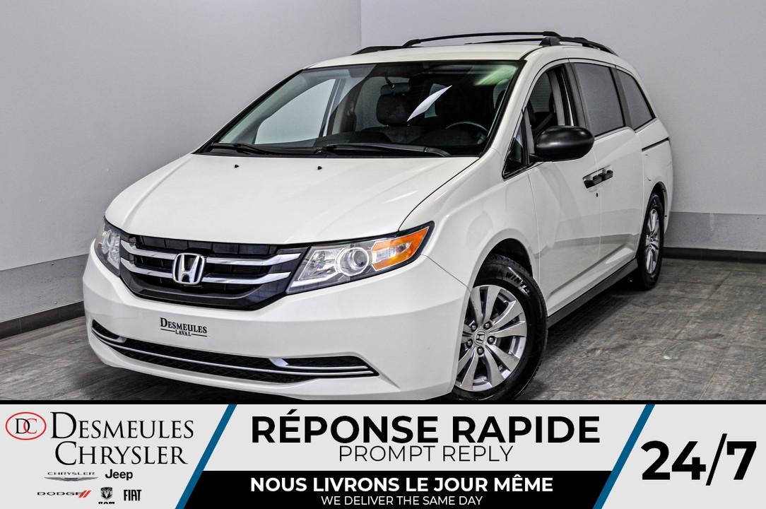 2016 Honda Odyssey  - Blainville Chrysler