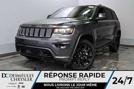 2020 Jeep Grand Cherokee Altitude + WIFI + UCONNECT *130$/SEM for Sale  - DC-20207  - Blainville Chrysler