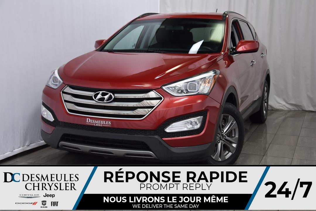 2016 Hyundai Santa Fe  - Desmeules Chrysler