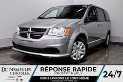 2019 Dodge Grand Caravan STOWNGO + BLUETOOTH *82$/SEM  - DC-91111  - Desmeules Chrysler
