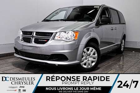 2019 Dodge Grand Caravan STOWNGO + BLUETOOTH *88$/SEM for Sale  - DC-91111  - Desmeules Chrysler
