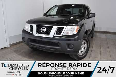 2014 Nissan Frontier S * A/C *97$/semaine for Sale  - DC-A1353A  - Desmeules Chrysler
