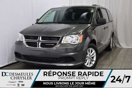 2017 Dodge Grand Caravan Bluetooth * Commande Voc. * Stow N Go for Sale  - DC-A0796  - Blainville Chrysler