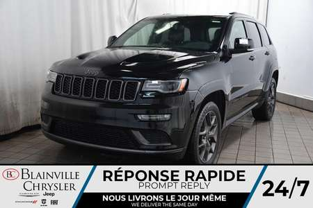 2020 Jeep Grand Cherokee Limited X + Toit Ouvr Pano + GPS + Cam Rec for Sale  - BCDL-20130  - Blainville Chrysler