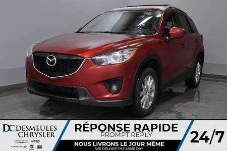 2014 Mazda CX-5 Touring for Sale  - DC-M1440A  - Desmeules Chrysler