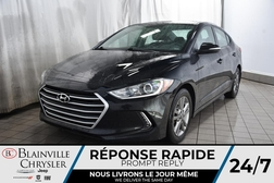 2017 Hyundai Elantra SE * AUTOMATIQUE * APPLE/ANDROID CAR PLAY * FULL  - BC-P1375A  - Blainville Chrysler
