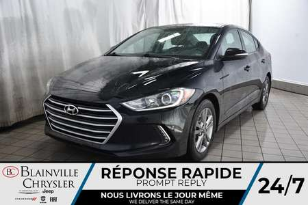 2017 Hyundai Elantra SE * AUTOMATIQUE * APPLE/ANDROID CAR PLAY * FULL for Sale  - BC-P1375A  - Blainville Chrysler