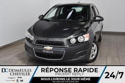 2015 Chevrolet Sonic LT * Siège chauff  * Cam de recul * 47$/semaine  - DC-M1397  - Desmeules Chrysler