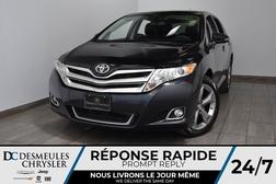 2015 Toyota Venza XLE * Cam Rec * NAV * Sièges Chauffants * 95$/Sem  - DC-M1480  - Desmeules Chrysler