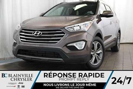 2013 Hyundai Santa Fe GLS XL+ AWD + V6 3.3L + MAGS + CAM RECUL for Sale  - BC-80055A  - Blainville Chrysler