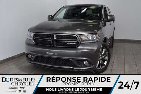 2017 Dodge Durango GT * Toit Ouvr * Cam Rec * 150$/Semaine for Sale  - DC-M1375  - Blainville Chrysler