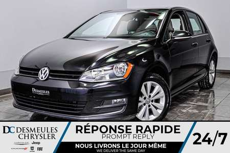 2015 Volkswagen Golf TSI S  + bancs chauff + bluetooth + cam recul for Sale  - DC-D1719A  - Blainville Chrysler