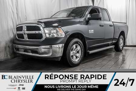 2016 Ram 1500 EXPRESS * MAGS * 4X4 * BLUETOOTH * CLIM * CRUISE for Sale  - BC-80138A  - Blainville Chrysler