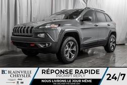 2014 Jeep Cherokee ** TRAILHAWK TOUT ÉQUIPÉ ** CRUISE ADAPTATIF **  - BC-80330A  - Desmeules Chrysler