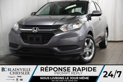 2017 Honda HR-V LX + BLUETOOTH + CRUISE + AUTOMATIQUE  - BC-P1286  - Desmeules Chrysler