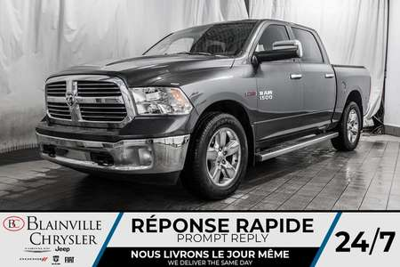 2015 Ram 1500 BIG HORN * ECODIESEL * CREW CAB * JAMAIS ACCIDENTE for Sale  - BC-P1419  - Desmeules Chrysler
