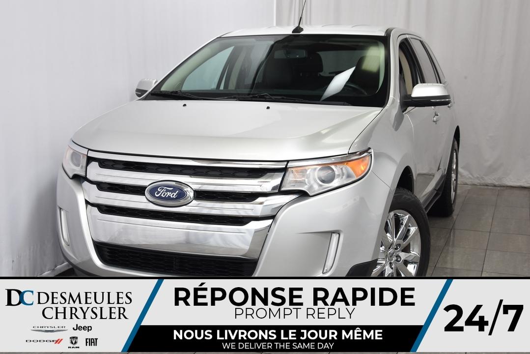2013 Ford Edge  - Desmeules Chrysler
