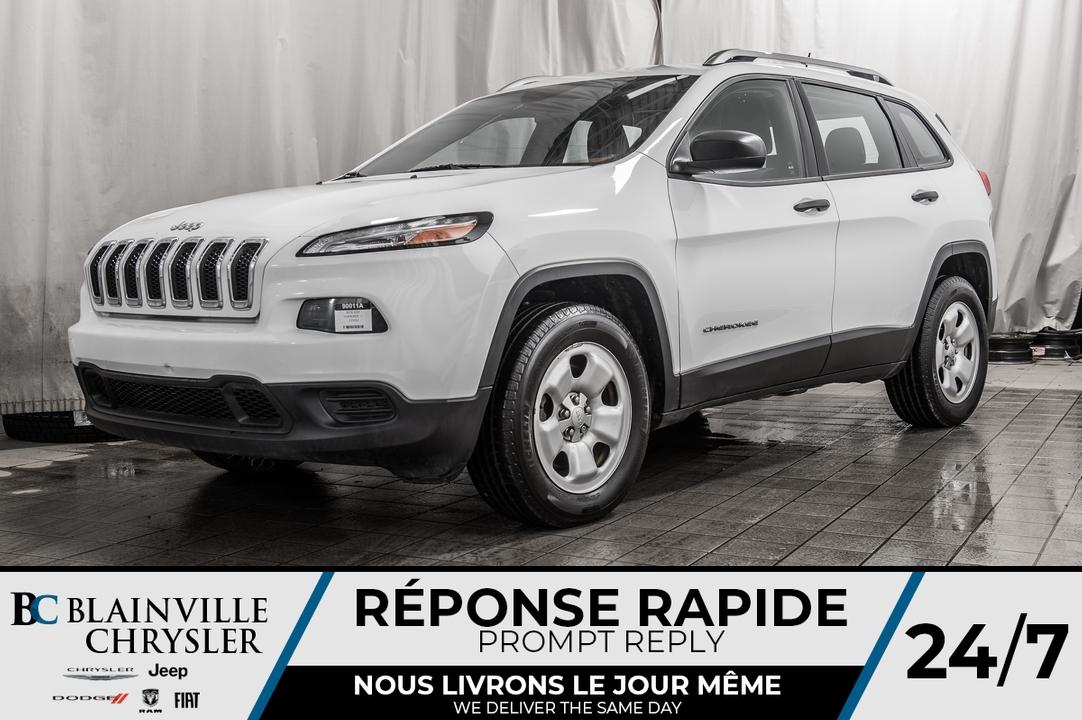 2015 Jeep Cherokee  - Blainville Chrysler