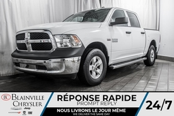 2016 Ram 1500 EXPRESS * MAGS * 4X4 * CLIM * CAM RECUL * CRUISE  - BC-80210A  - Blainville Chrysler