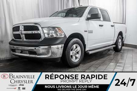 2016 Ram 1500 EXPRESS * MAGS * 4X4 * CLIM * CAM RECUL * CRUISE for Sale  - BC-80210A  - Desmeules Chrysler