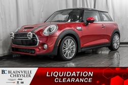 2015 Mini Cooper Hardtop S * MAGS * BLUETOOTH * CUIR * TOIT OUVRANT  - BC-90223A  - Desmeules Chrysler