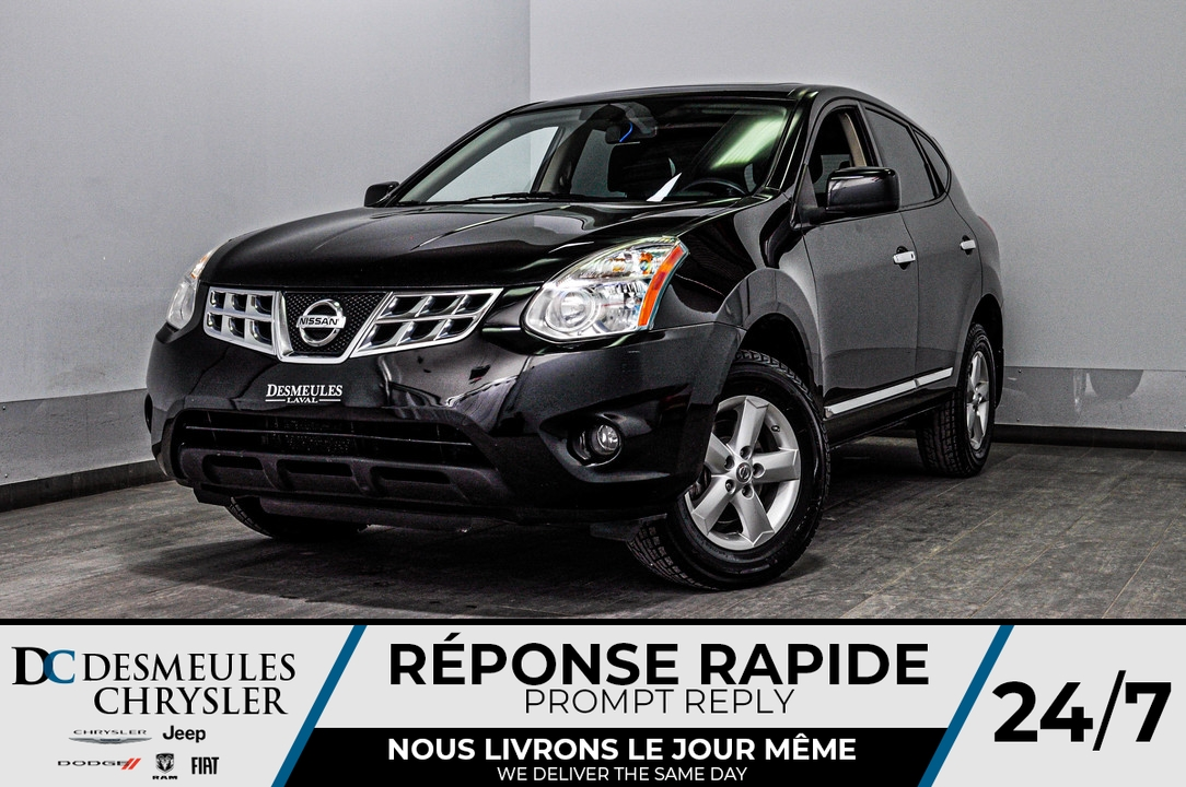 2013 Nissan Rogue  - Desmeules Chrysler