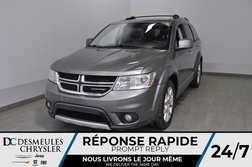 2013 Dodge Journey R/T *Bouton start *A/C *Bancs chauff *77$/semaine  - DC-81241A  - Desmeules Chrysler