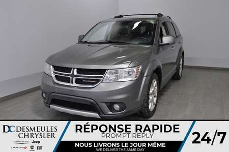 2013 Dodge Journey R/T *Bouton start *A/C *Bancs chauff *77$/semaine for Sale  - DC-81241A  - Blainville Chrysler