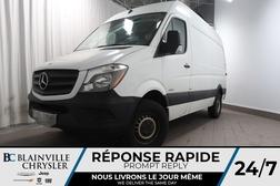 2014 Mercedes-Benz Sprinter Cargo Vans + 2500 + DIESEL + A/C  - BC-P1288  - Desmeules Chrysler