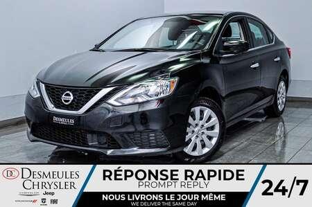 2018 Nissan Sentra S + bancs chauff + cam recul + a/c for Sale  - DC-D1711A  - Blainville Chrysler
