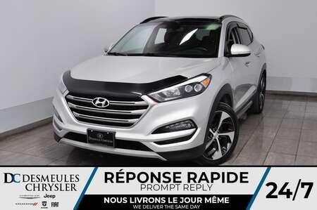 2017 Hyundai Tucson Limited * Cam Rec * NAV * Sièges Chauff * 83$/Sem for Sale  - DC-80581A  - Blainville Chrysler